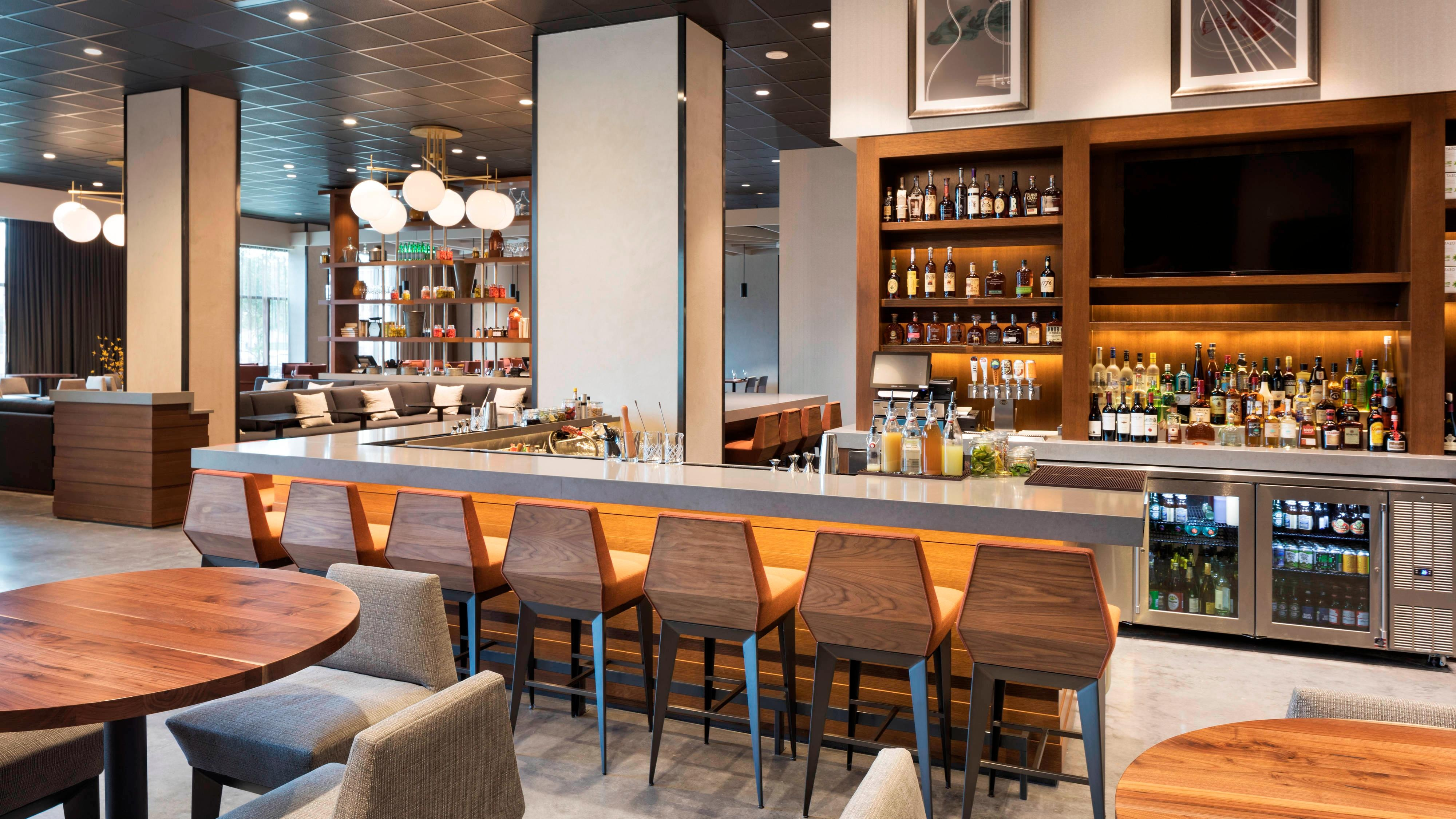 The Westin Jackson Estelle Wine Bar Bistro Restaurant