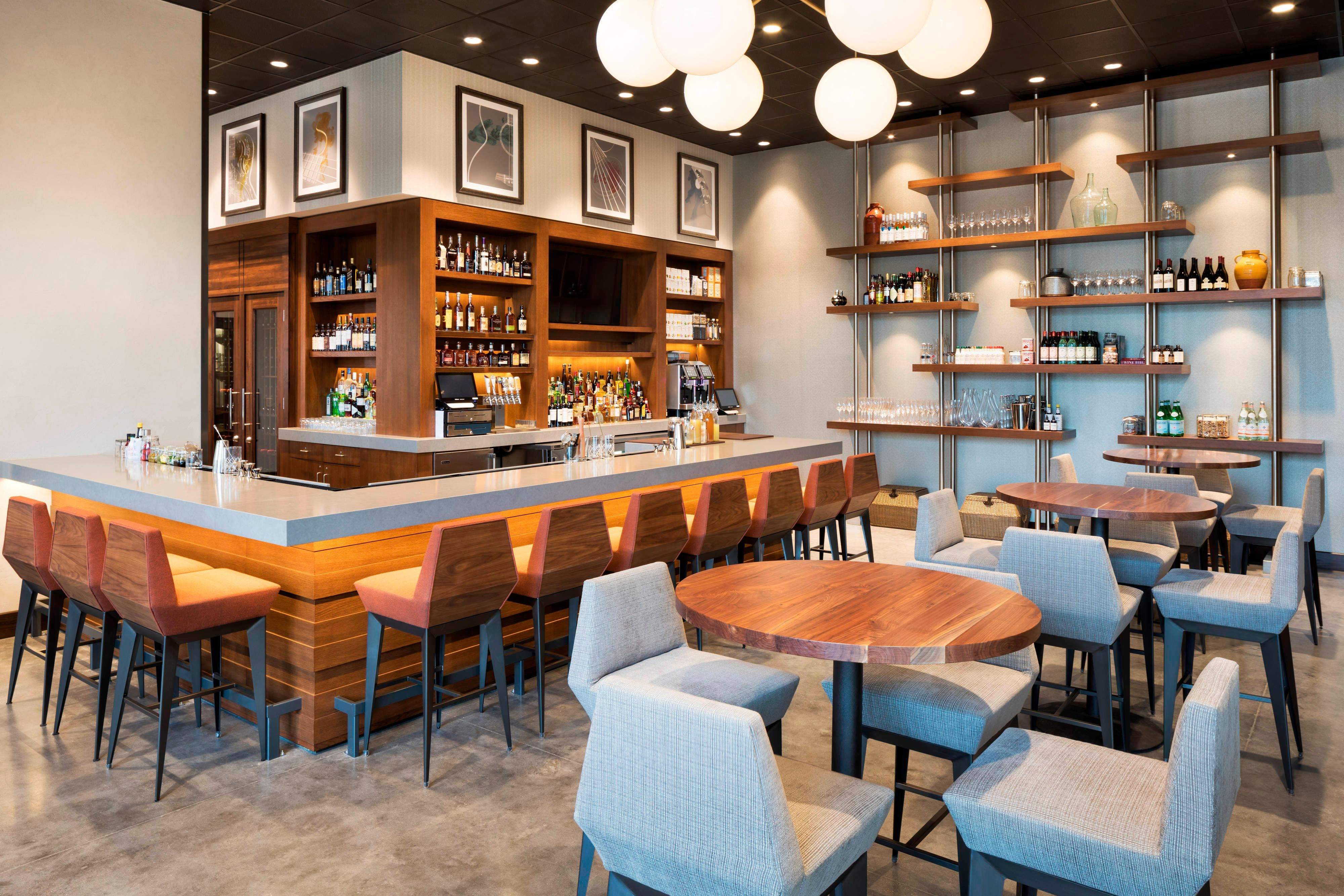 The Westin Jackson Estelle Wine Bar Bistro Restaurant