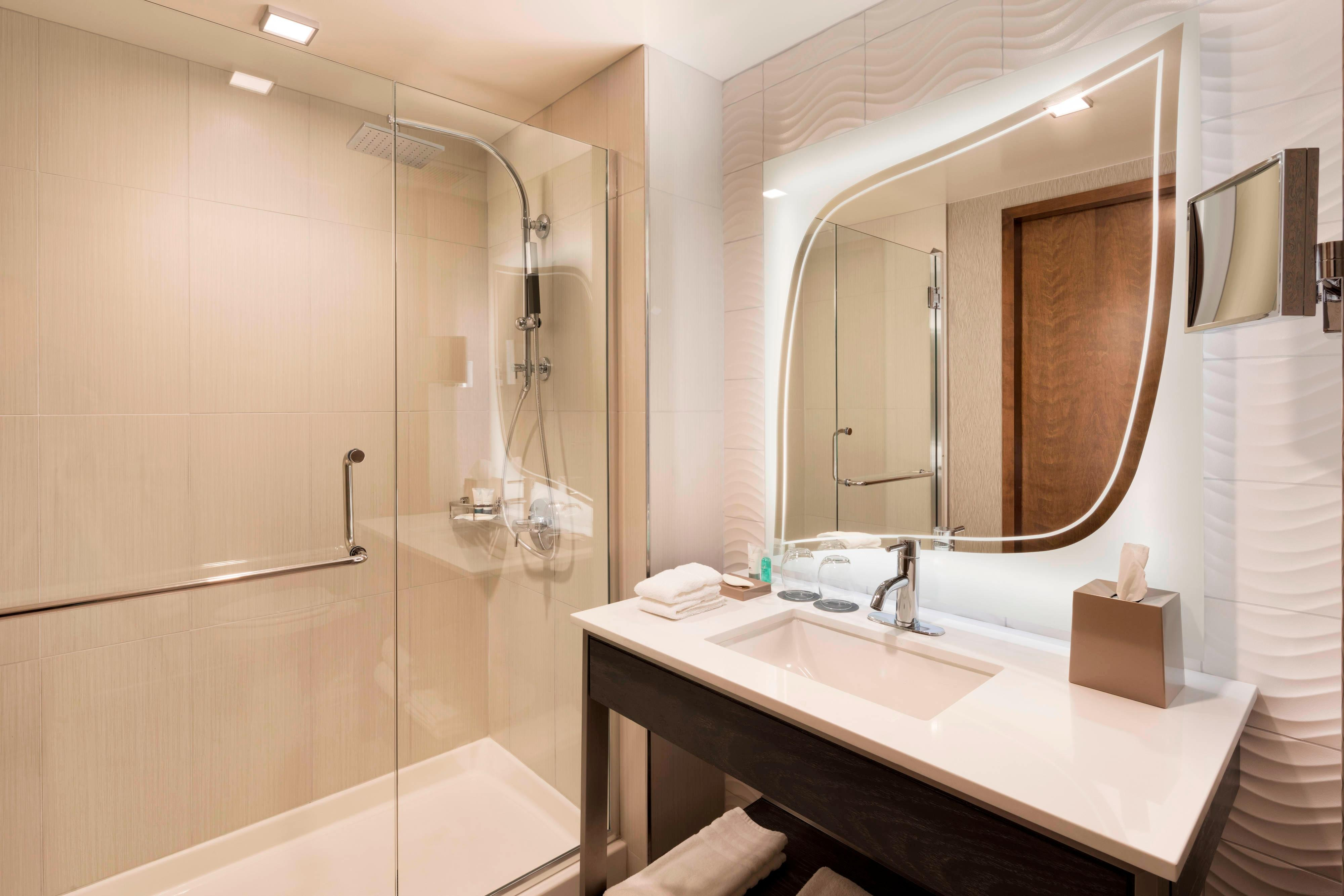 The Westin Jackson Guest Bathroom