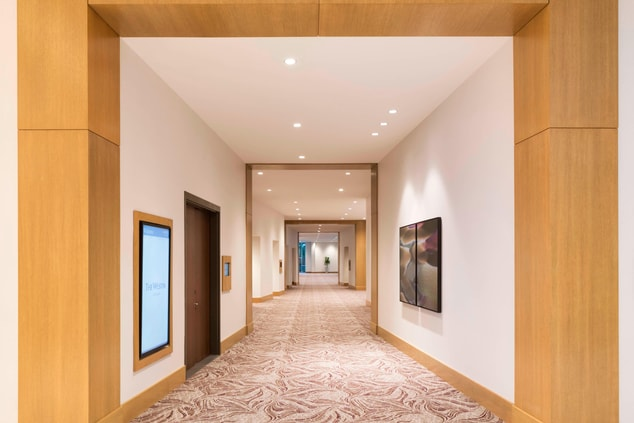 The Westin Jackson Pre-Function Space
