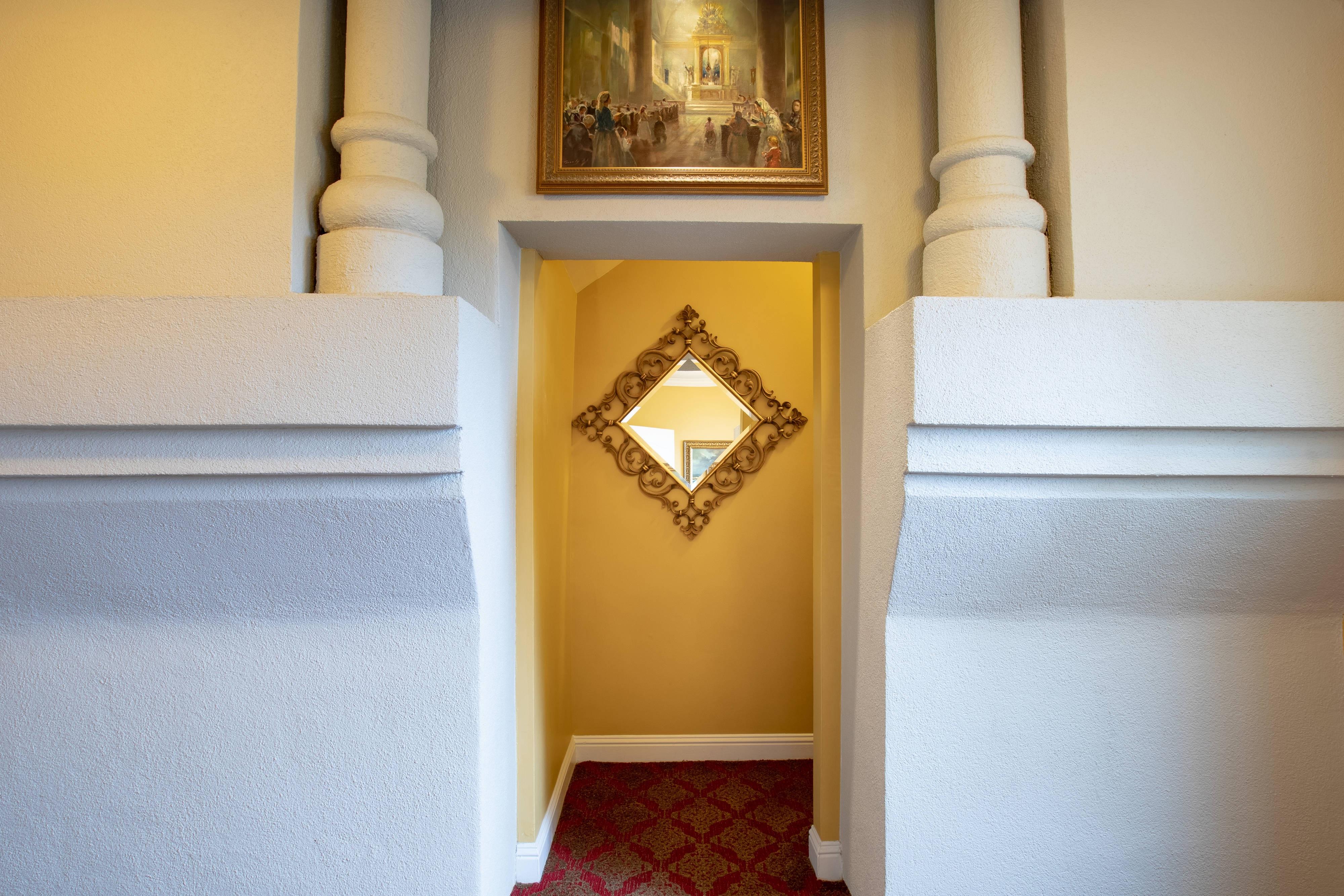 Eingangsbereich der Kessler Suite