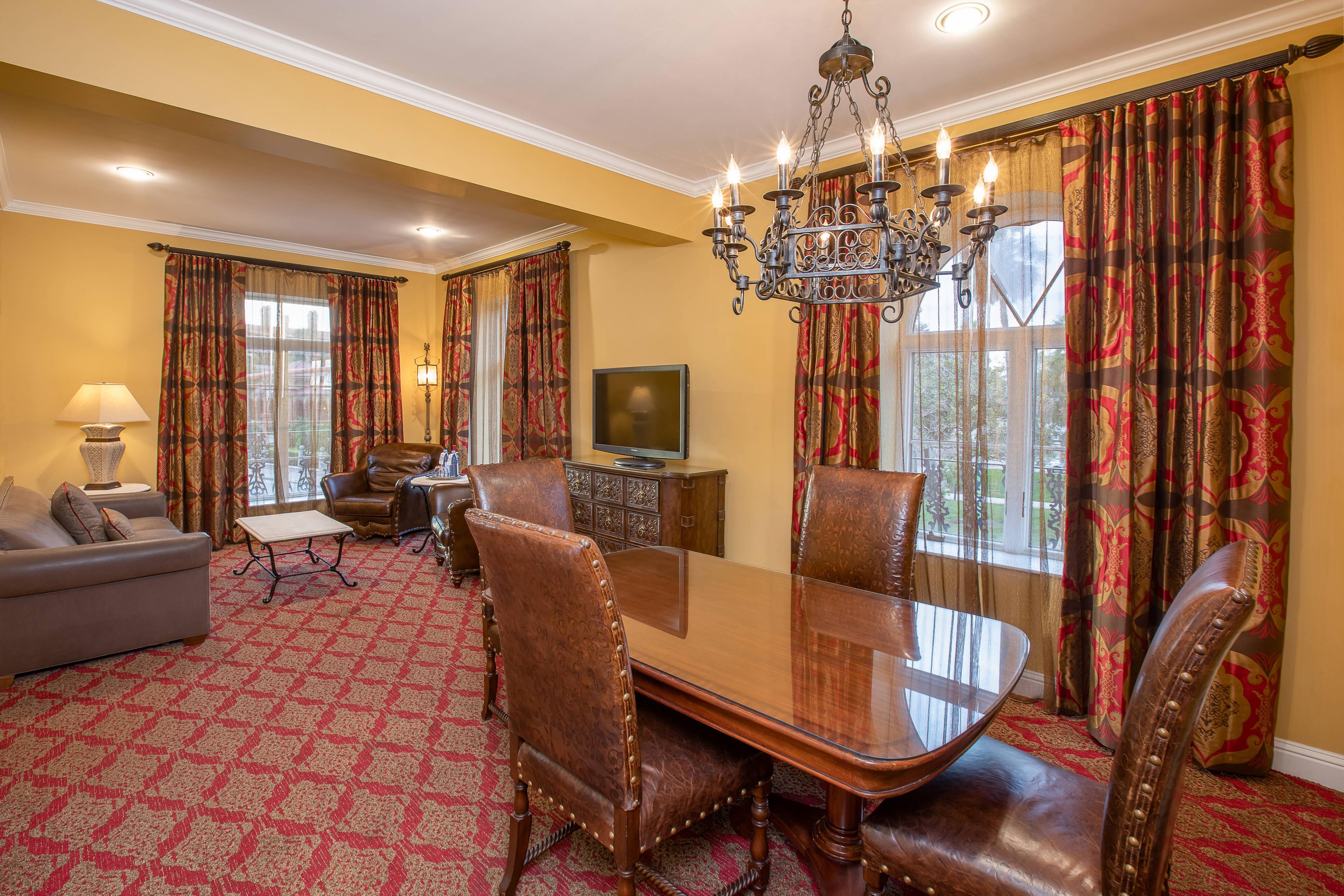 Suite mit einem Schlafzimmer– Wohnbereich