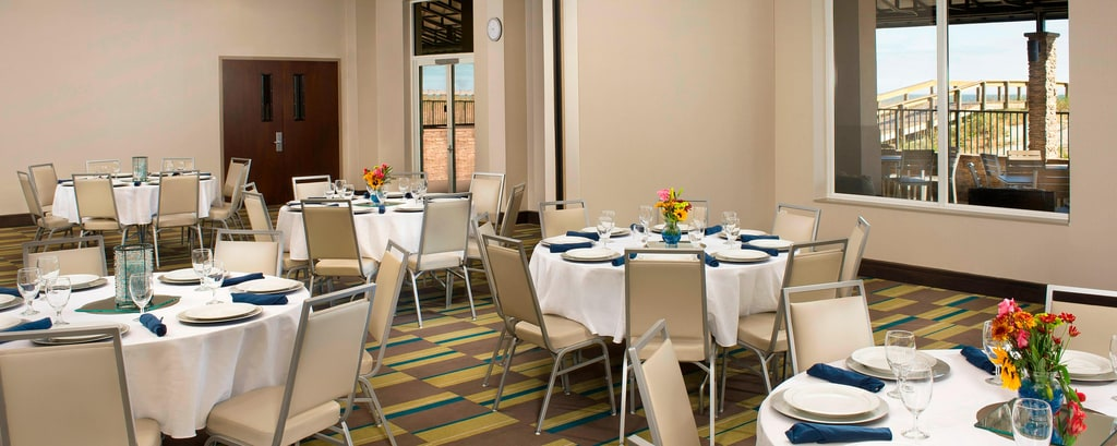 Meeting Room Banquet Seating