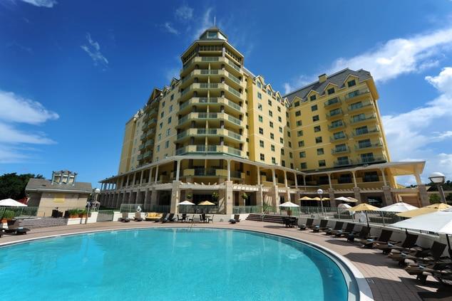 St Augustine Resort Outdoor Pool