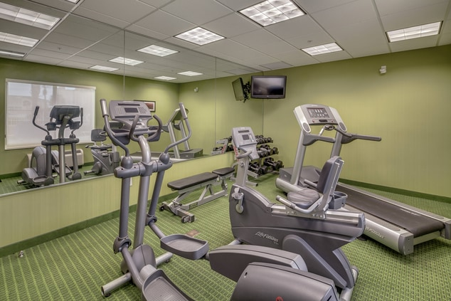Jacksonville Beach Hotels With Gym