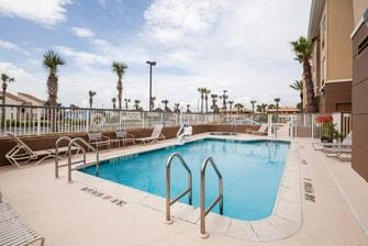 Jacksonville Beach Hotel Outdoor Pool