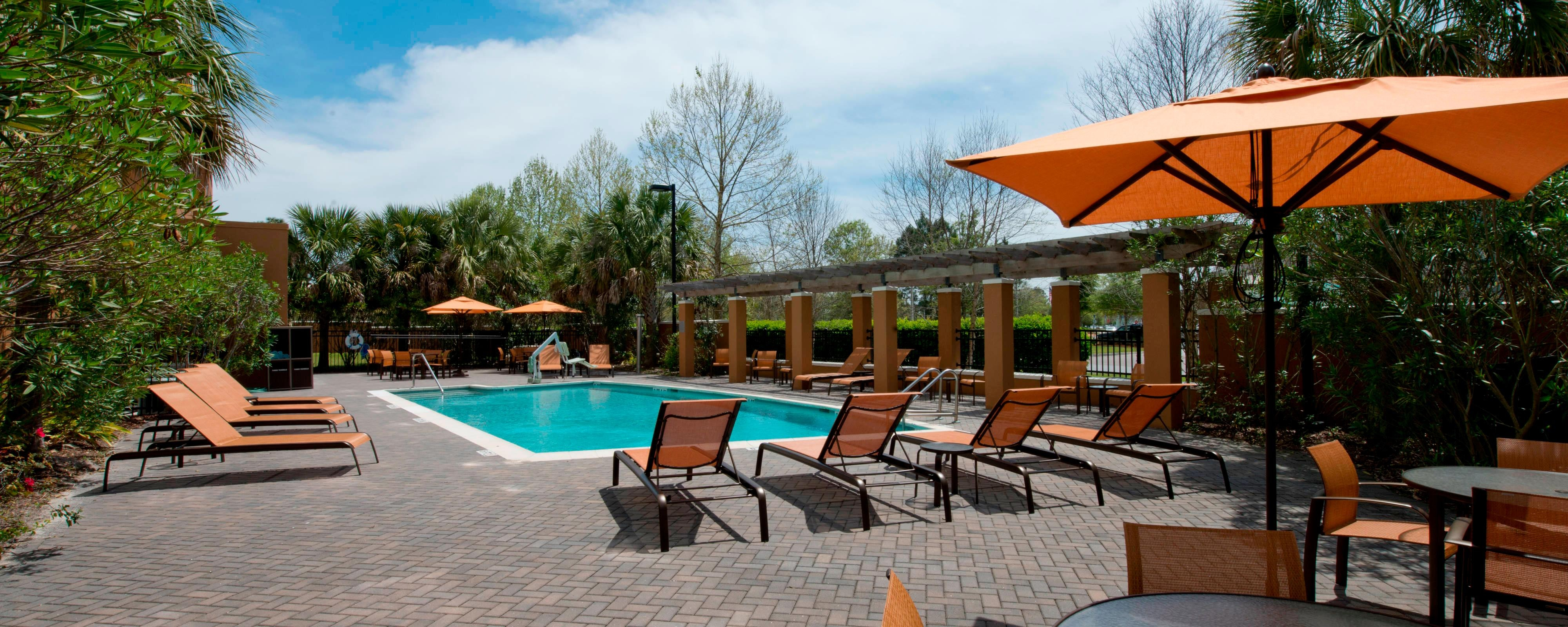 Jacksonville FL Courtyard by Marriott
