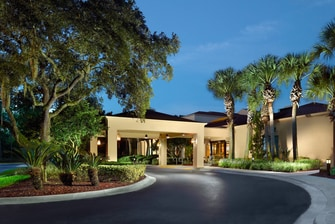 Hotels On Beach Blvd FL | Courtyard Jacksonville Mayo Clinic Campus