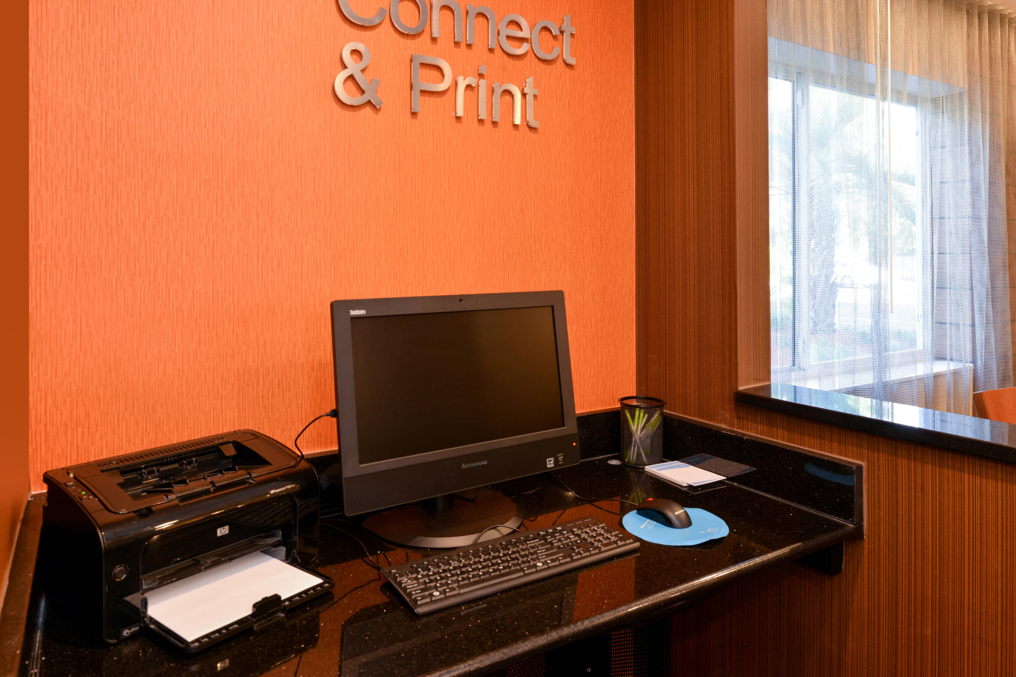orange park hotel business computer
