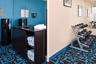 Fitness Room Accessories
