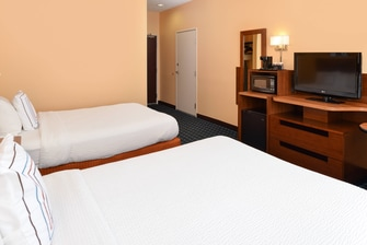 Double Double Guest Room Accessible