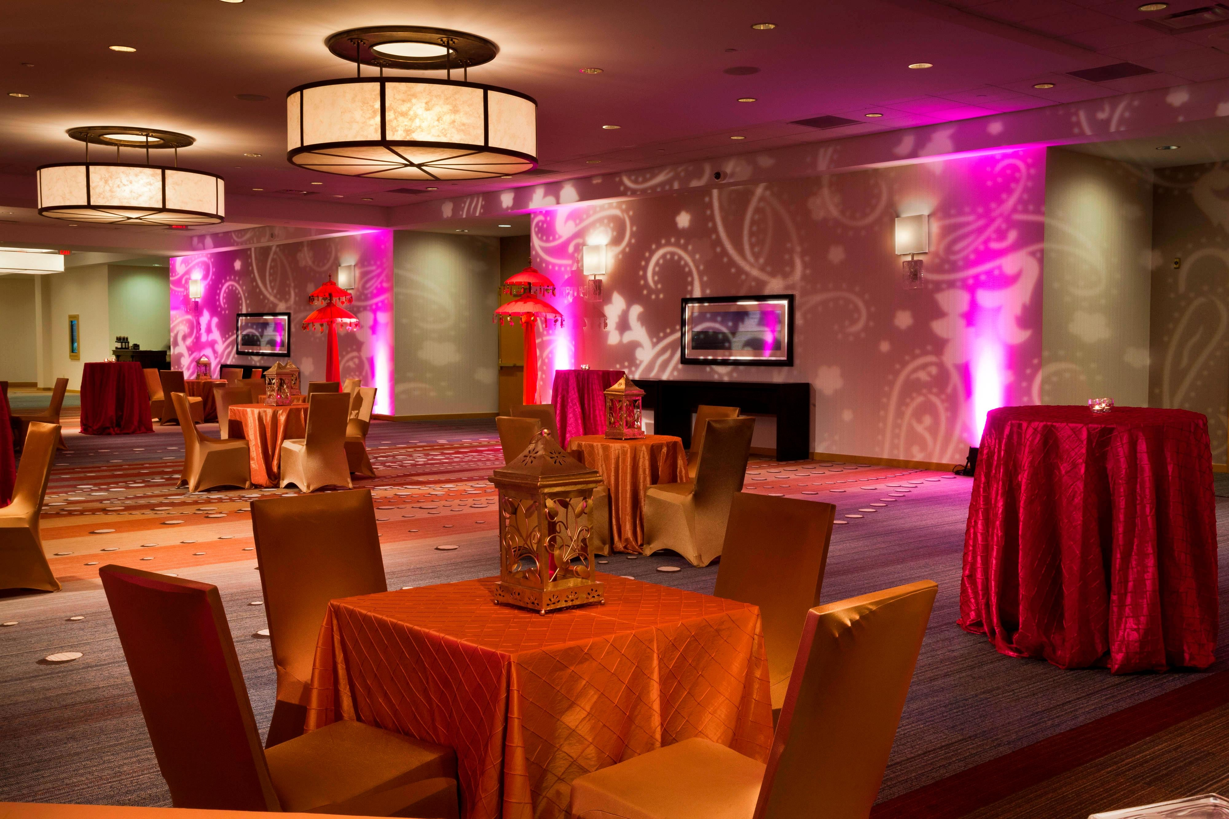 Venue Hotel Wedding Reception Florida