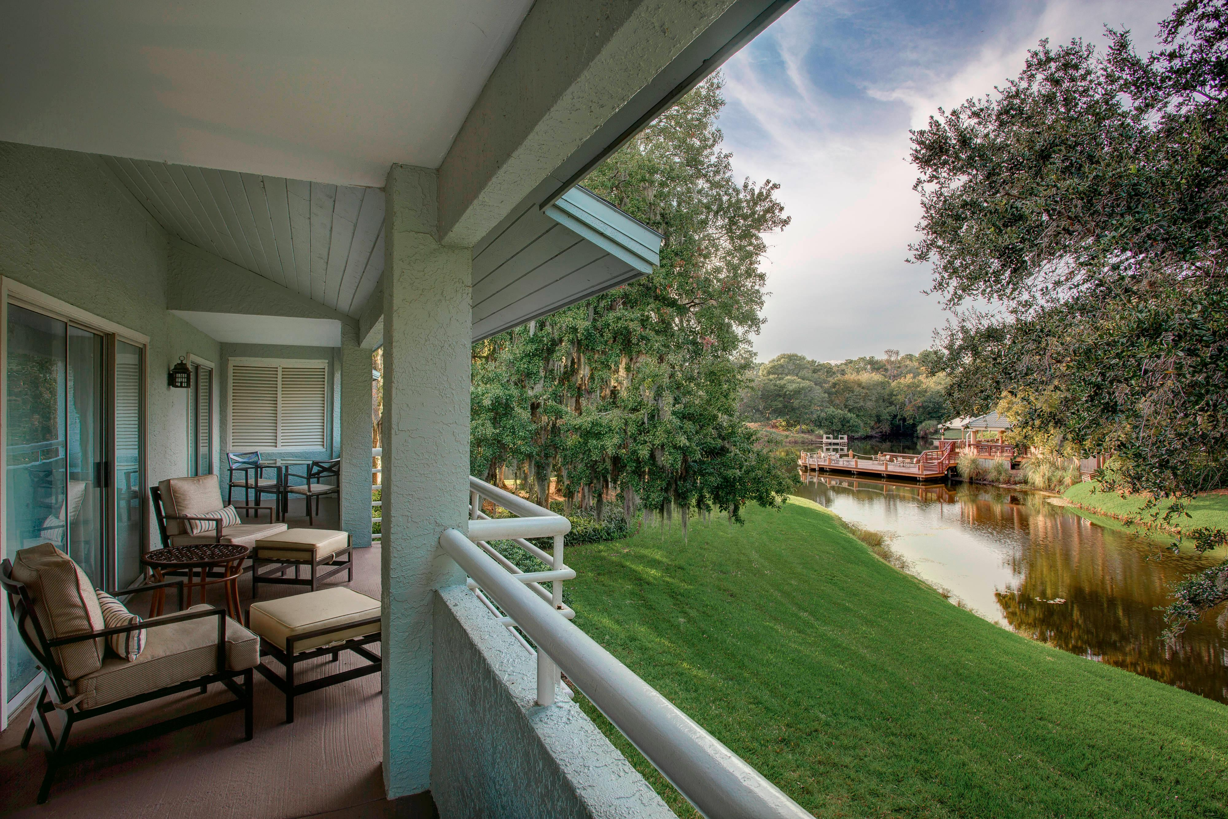 The Villas at Sawgrass Marriott