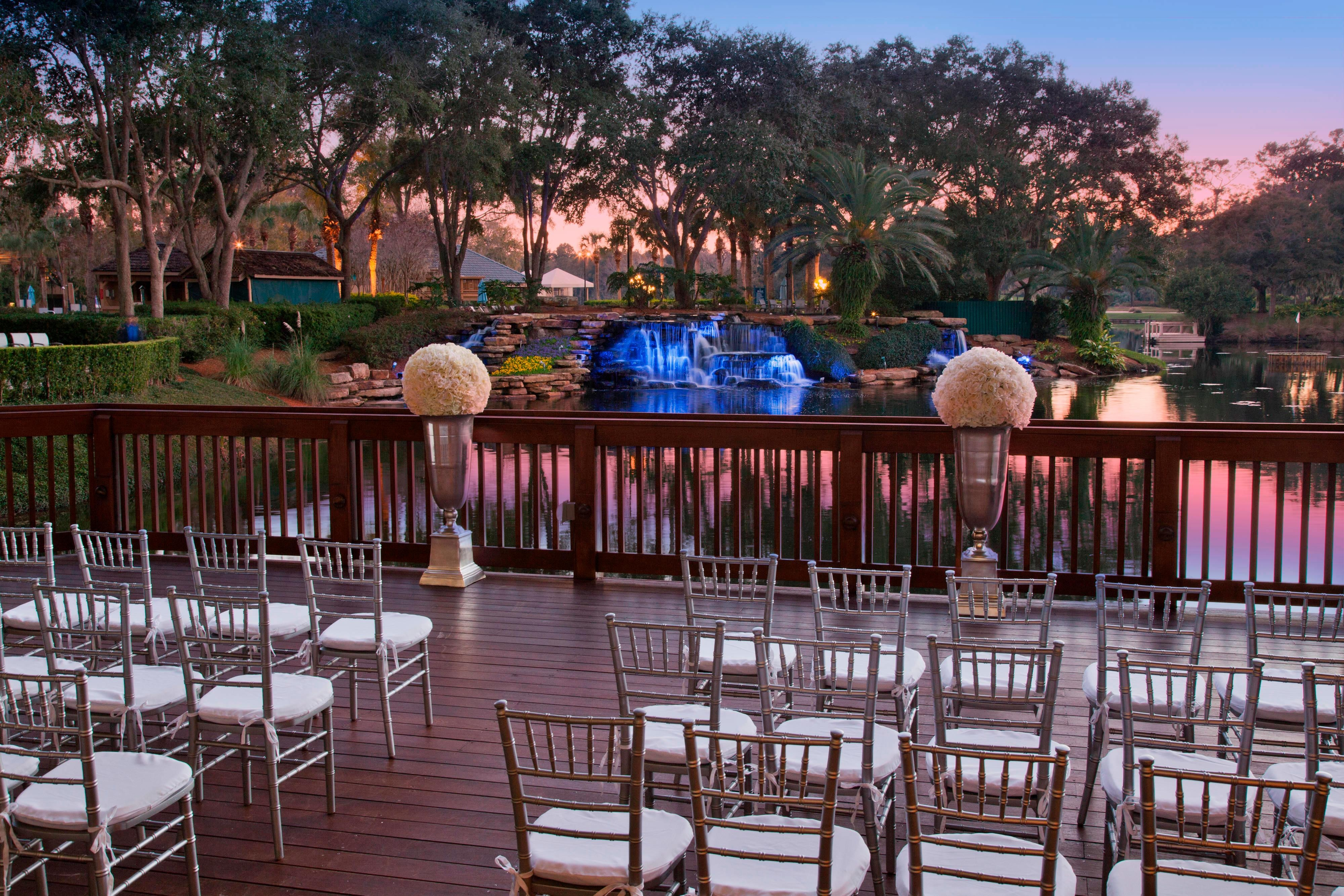 Weddings Sawgrass Marriott
