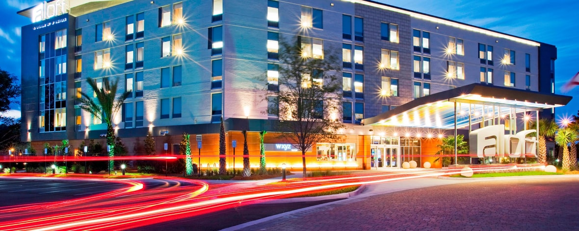 Aaa Battery Promo Code >> Boutique Hotels in Jacksonville, FL | Aloft Jacksonville Tapestry Park