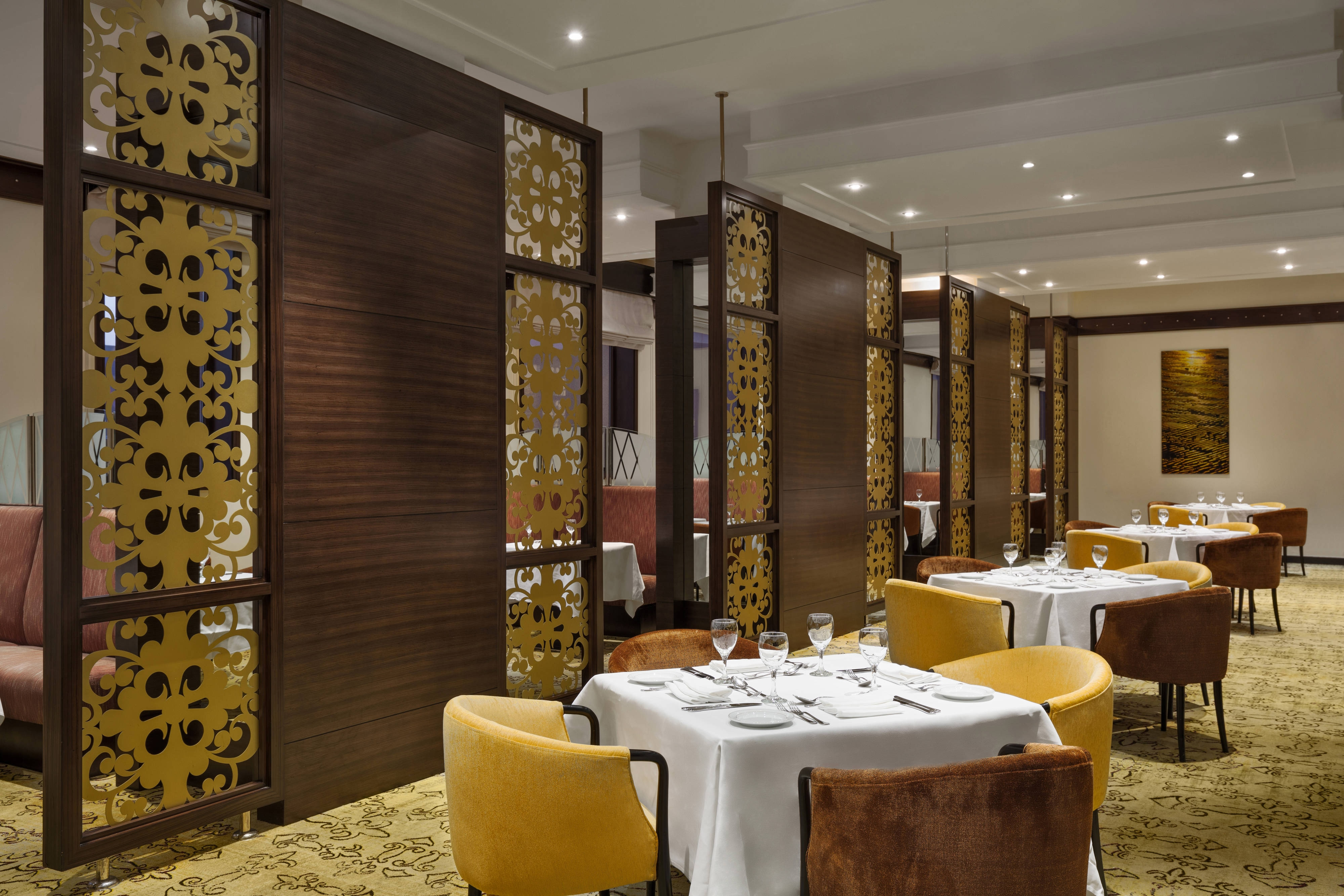 ルメリディアン・ジェッダのレストラン「LA BRASSERIE」