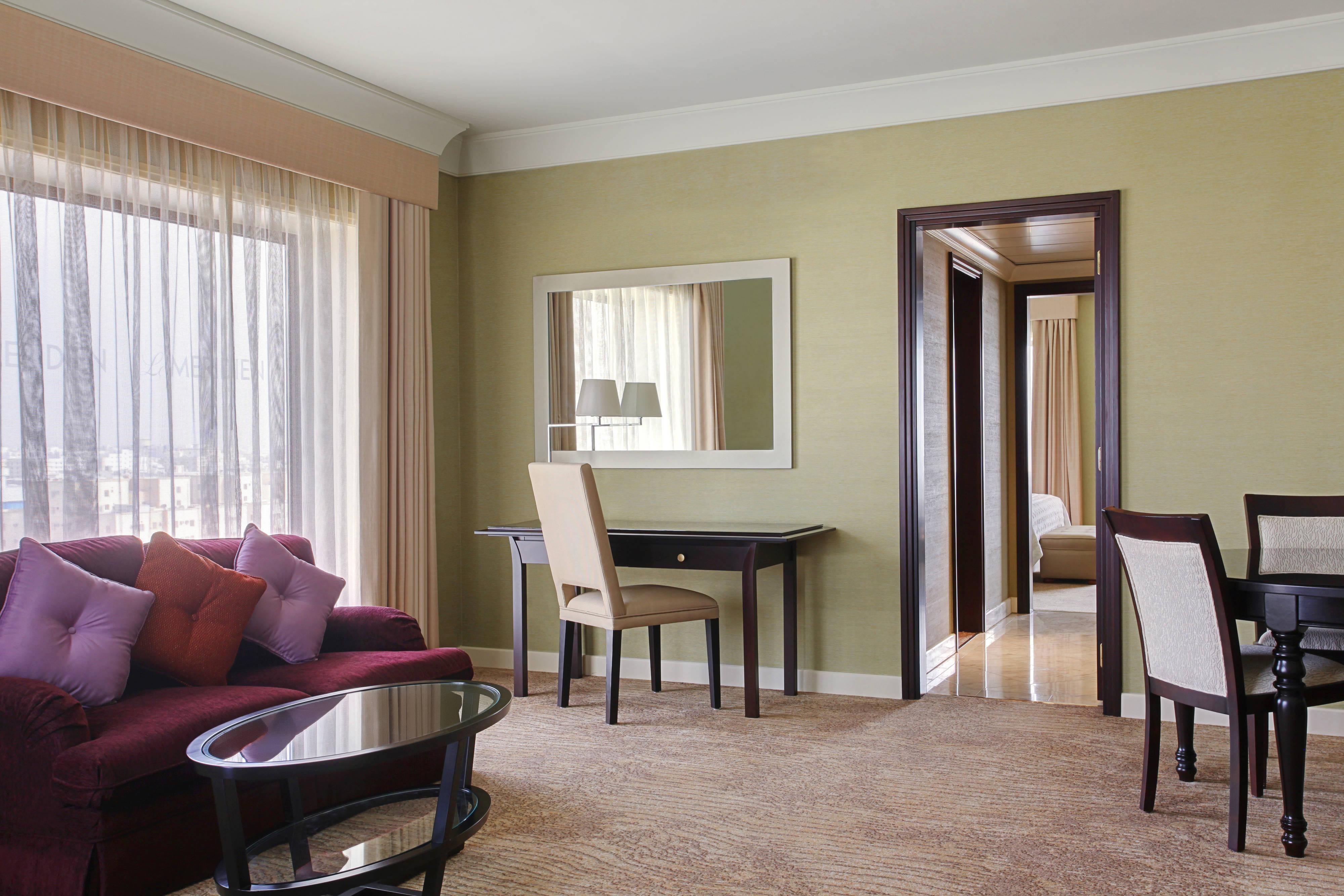 Представительский люкс—гостиная