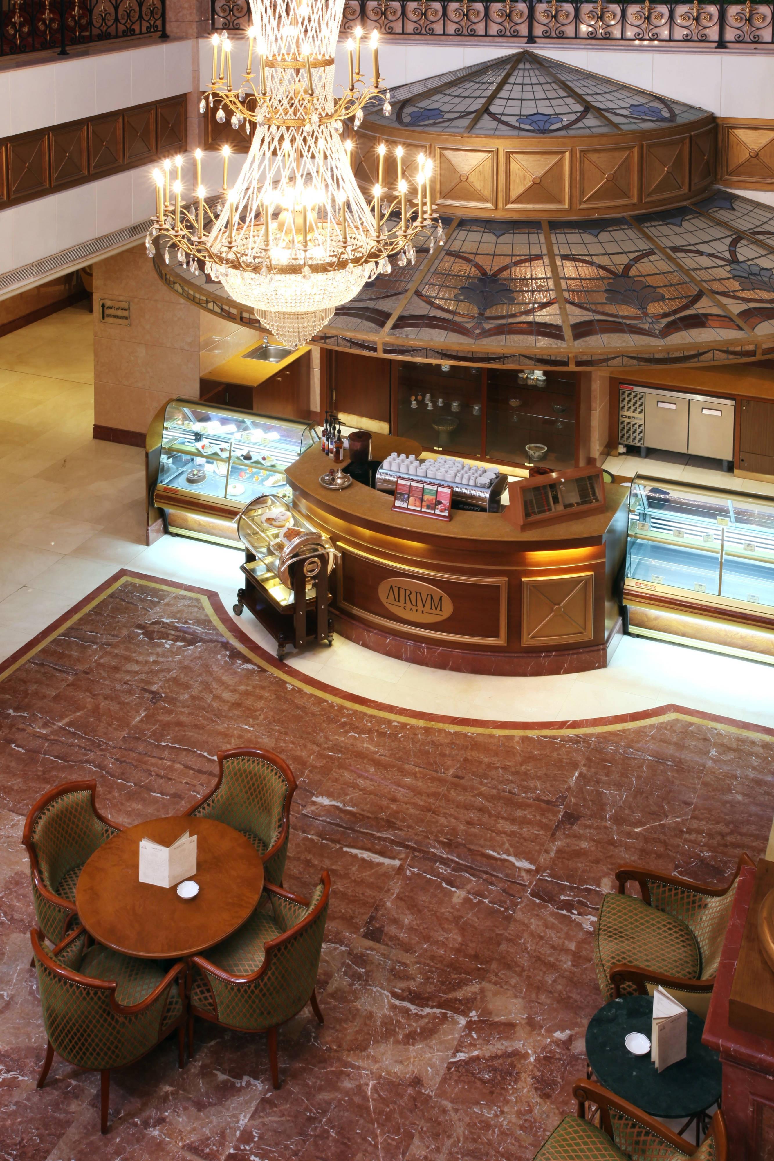 Jeddah Marriott hotel Café, Jeddah hotel Café