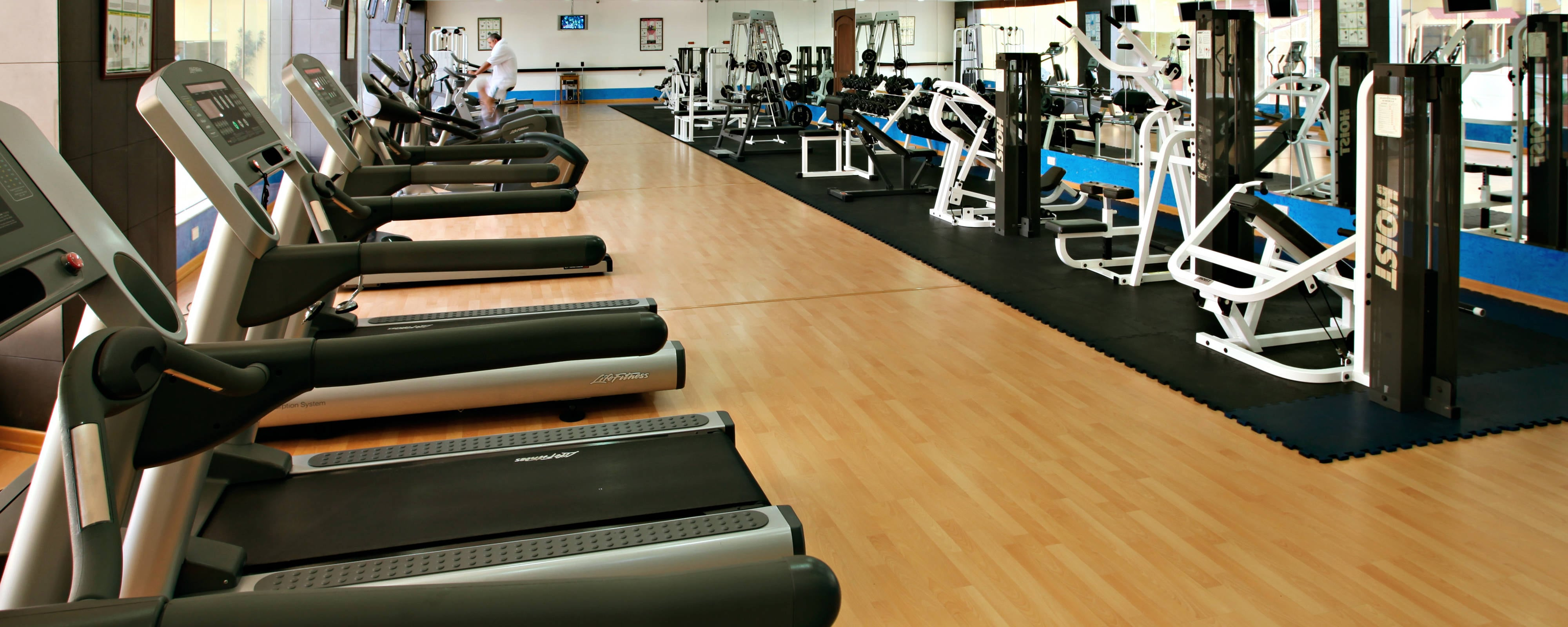 Marriott Jeddah Recreation & Fitness