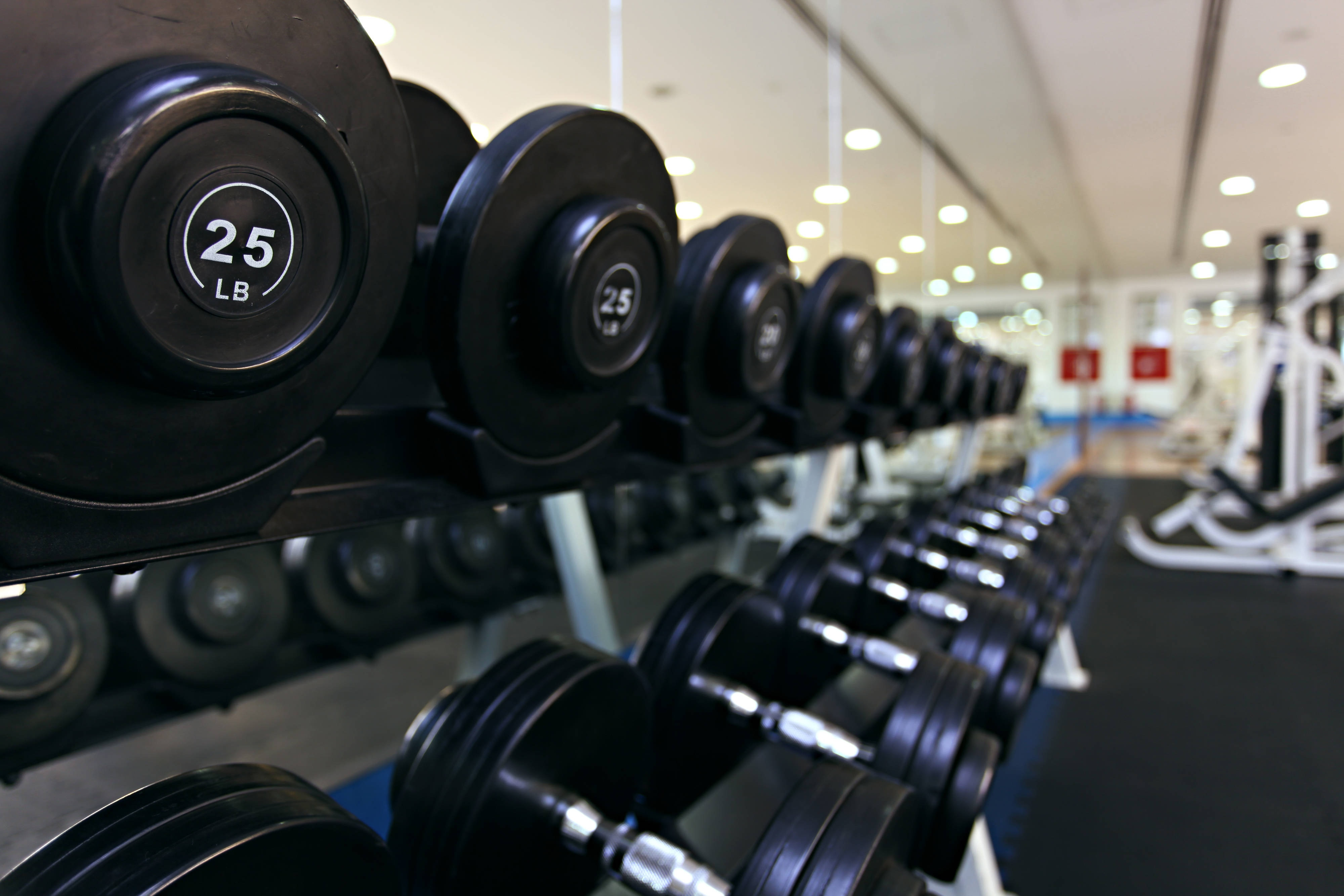 Jeddah hotel fitness facilities