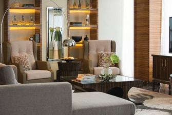 Renaissance Johor Bahru Hotel Presidential Suite.