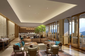 Club Lounge - Rendering