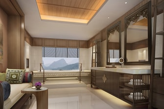 Presidential Suite - Bathroom - Rendering