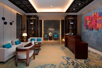 Shine Spa Room
