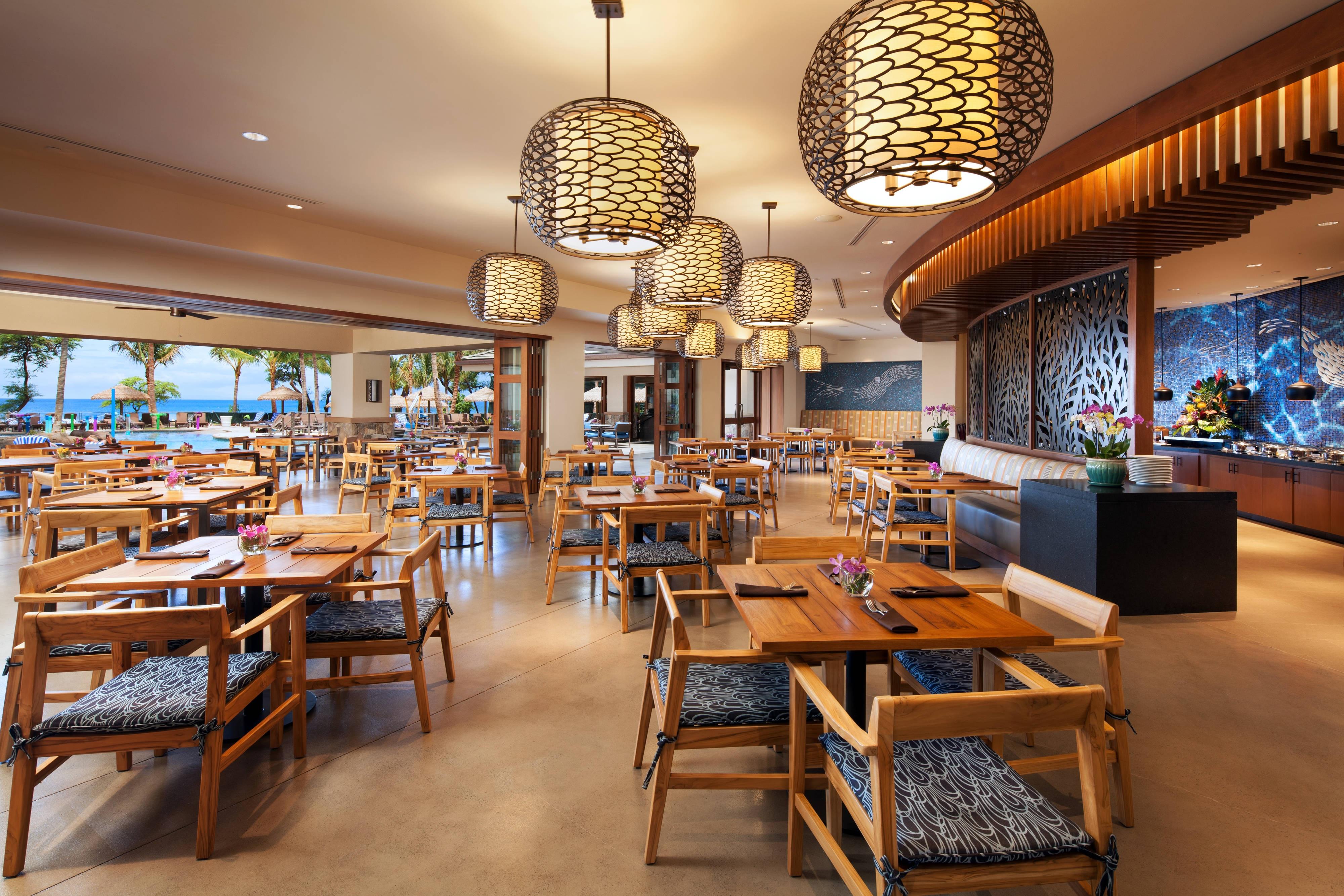 Mauka Makai Restaurant