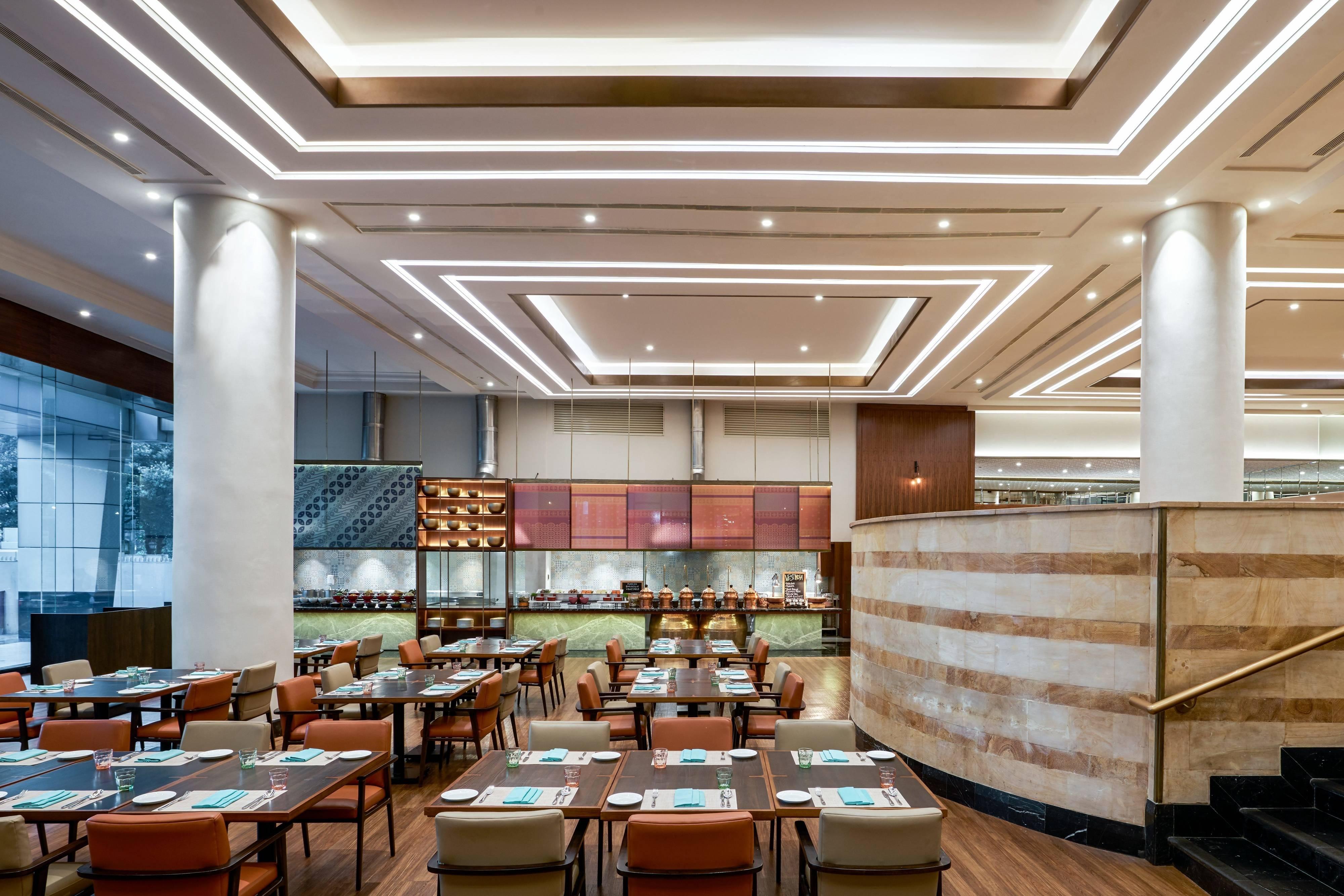 Sailendra - Lower Dining Area