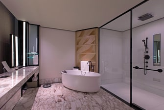 Keraton Suite - Bathroom