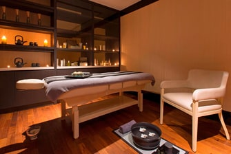 Keraton Spa Treatment Room
