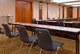 Puri Asri Meeting Room U-Shape Meeting Sustainable Meeting
