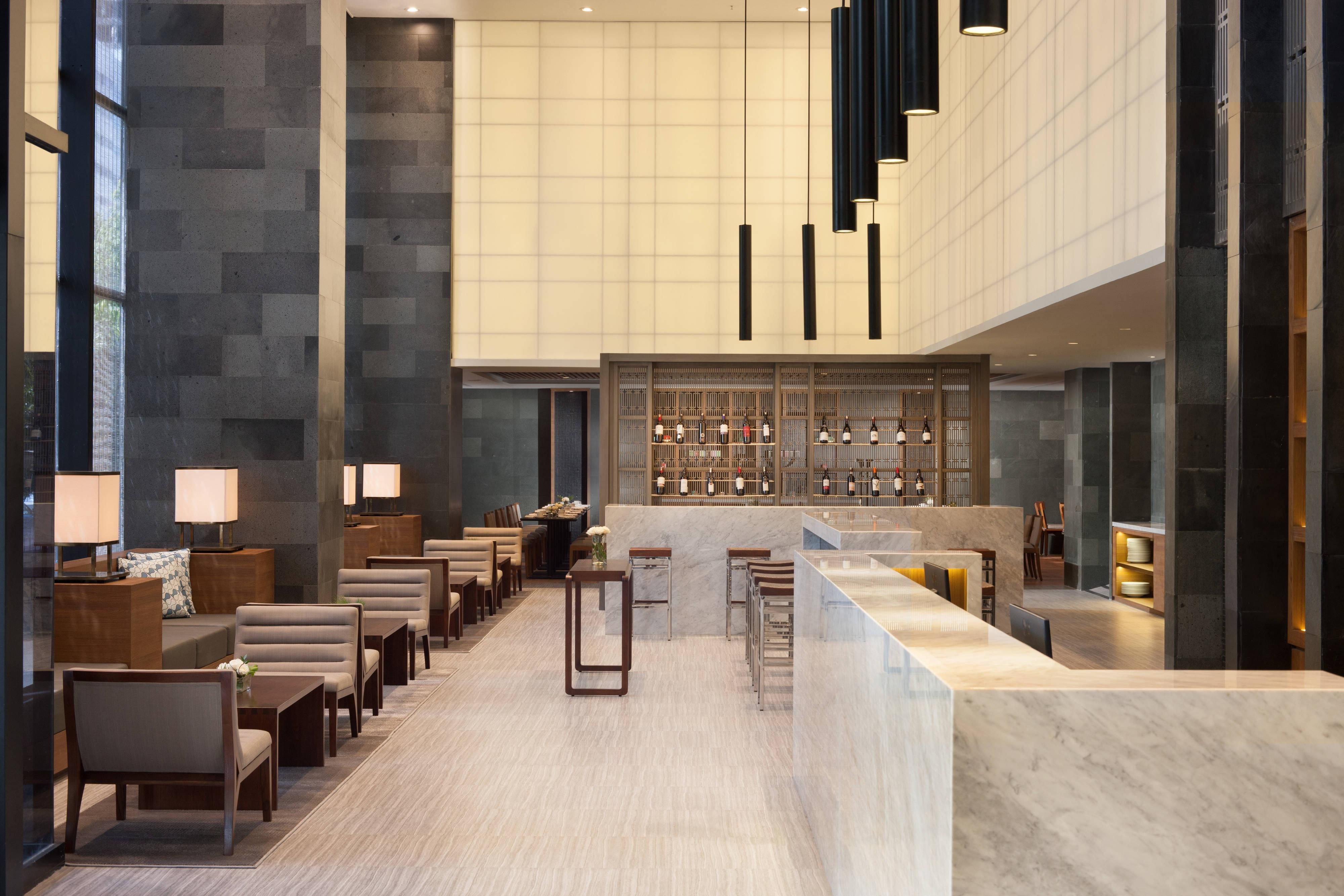 Lobby Reception Best Brews
