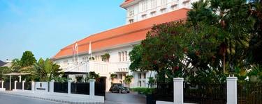 Top Hotels In Jakarta Marriott Jakarta Hotels