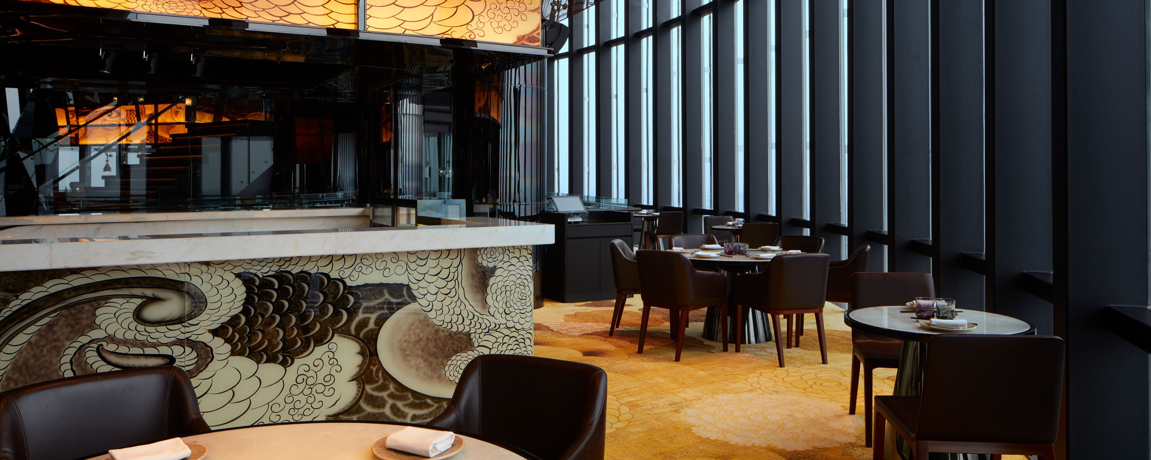Fine Dining Rooftop Bars The Westin Jakarta
