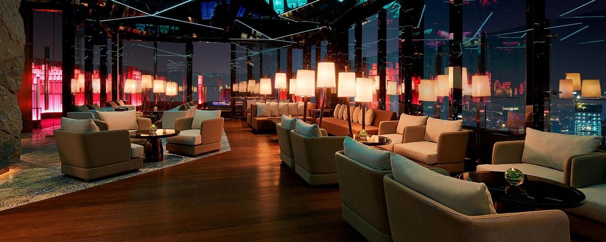 Henshin Lounge Area