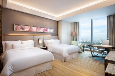 Hotel Rooms And Suites In Jakarta The Westin Jakarta