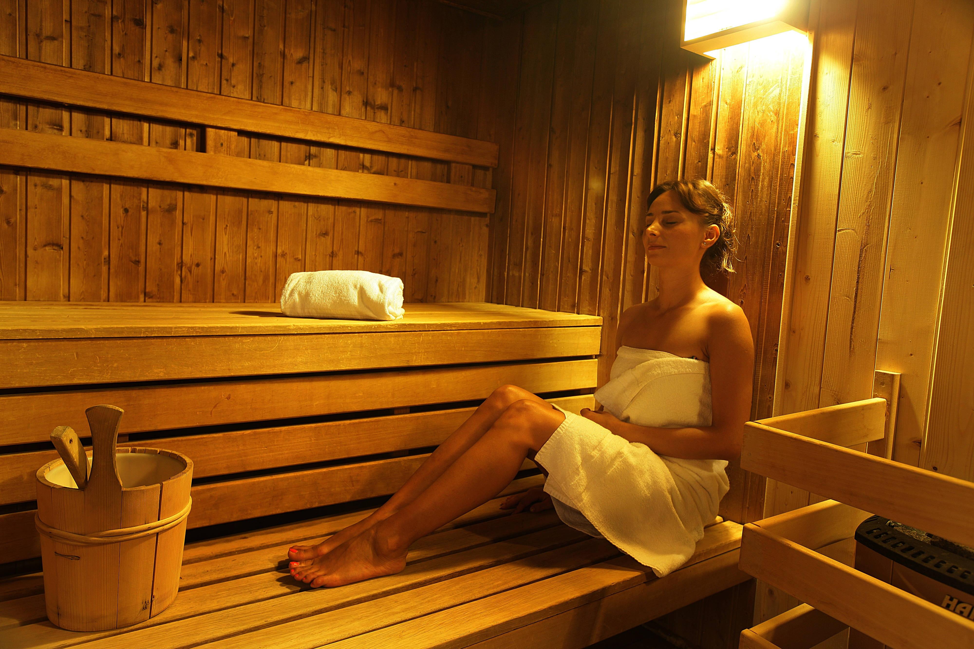AC Ambassadeur sauna