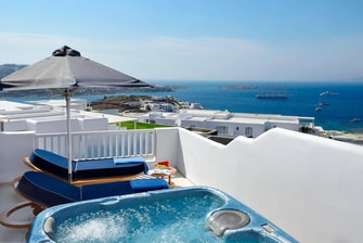 Sunset Suite - Balcony & Private WhirlPool