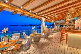 Buddha Bar Beach Santa Marina Bar  Views