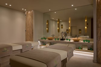 Ginkgo Spa Treatment Room