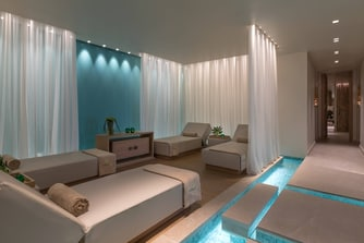 Ginkgo Spa Relax Area