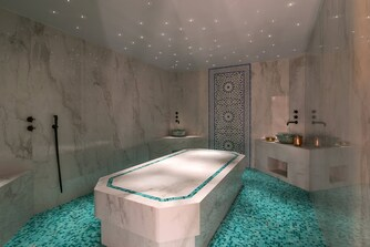 Ginkgo Spa Hammam Massage Room