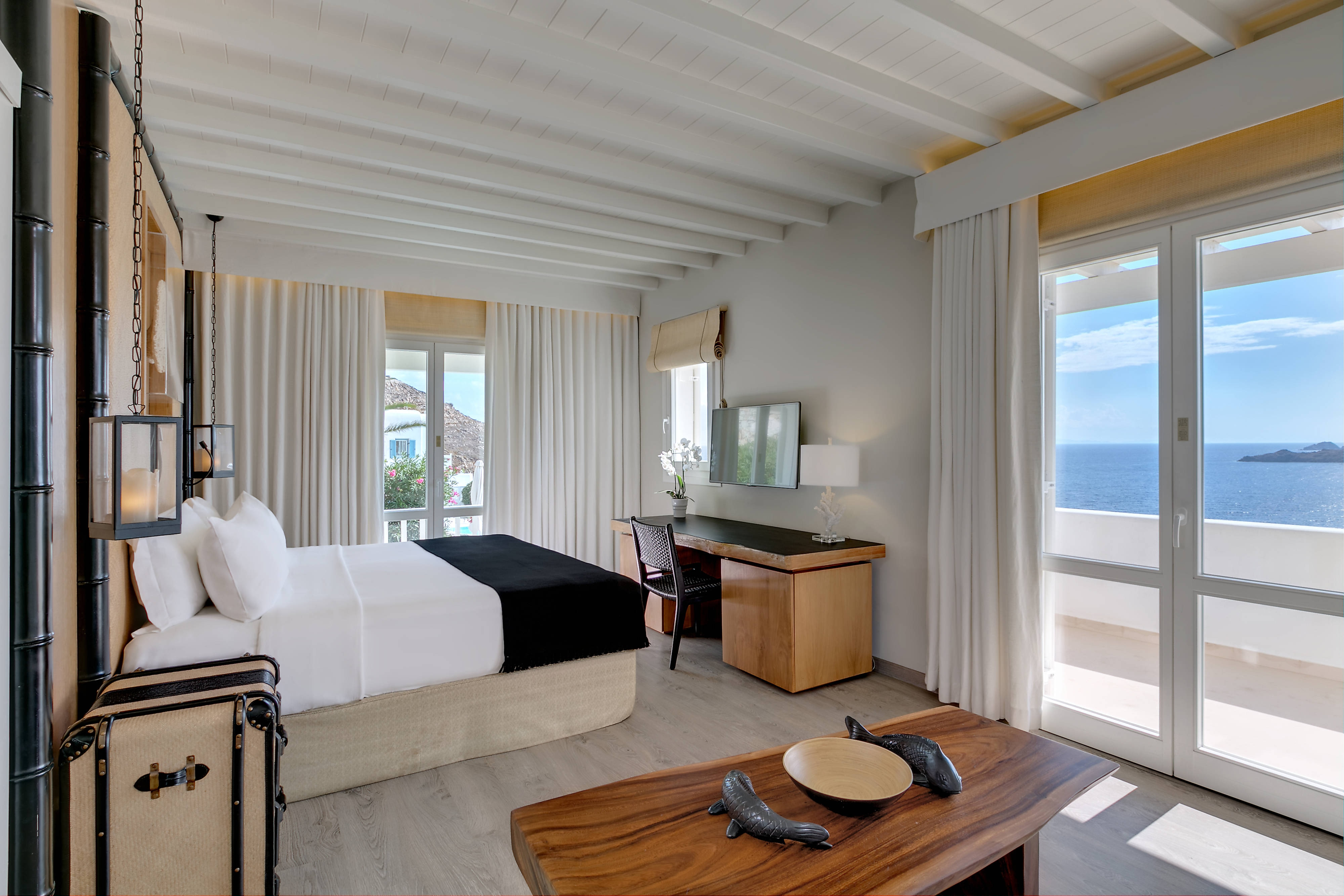 Family Sea View Suite Room