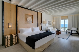 Sea View Suite - Bedroom