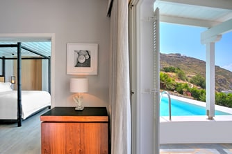 Deluxe Sea View Suite with Pool