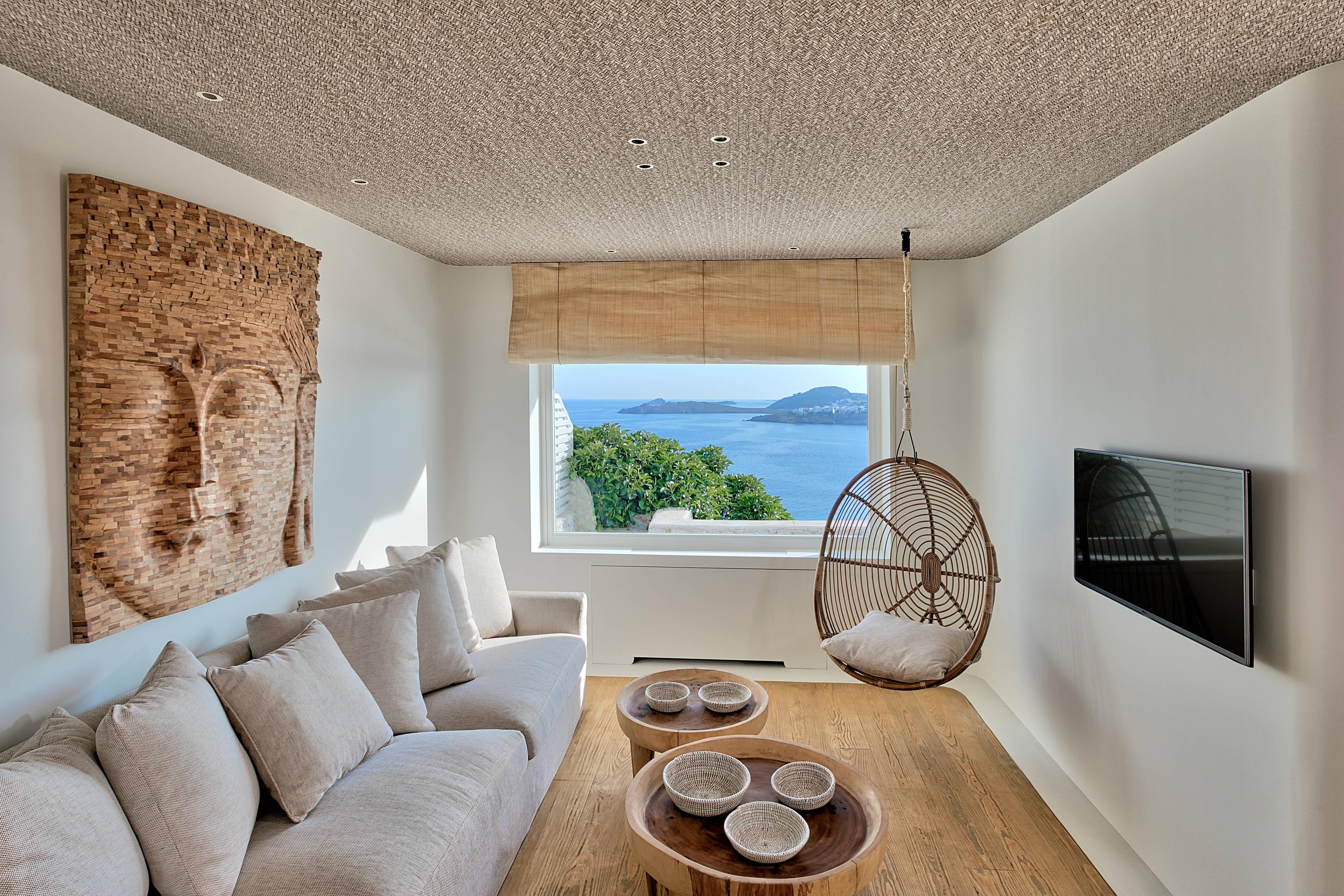 Lounge da Villa Ruby