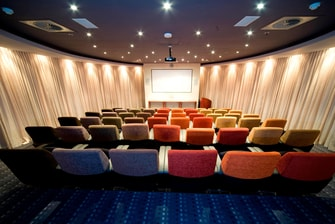 Conference Room – Cinema Setup