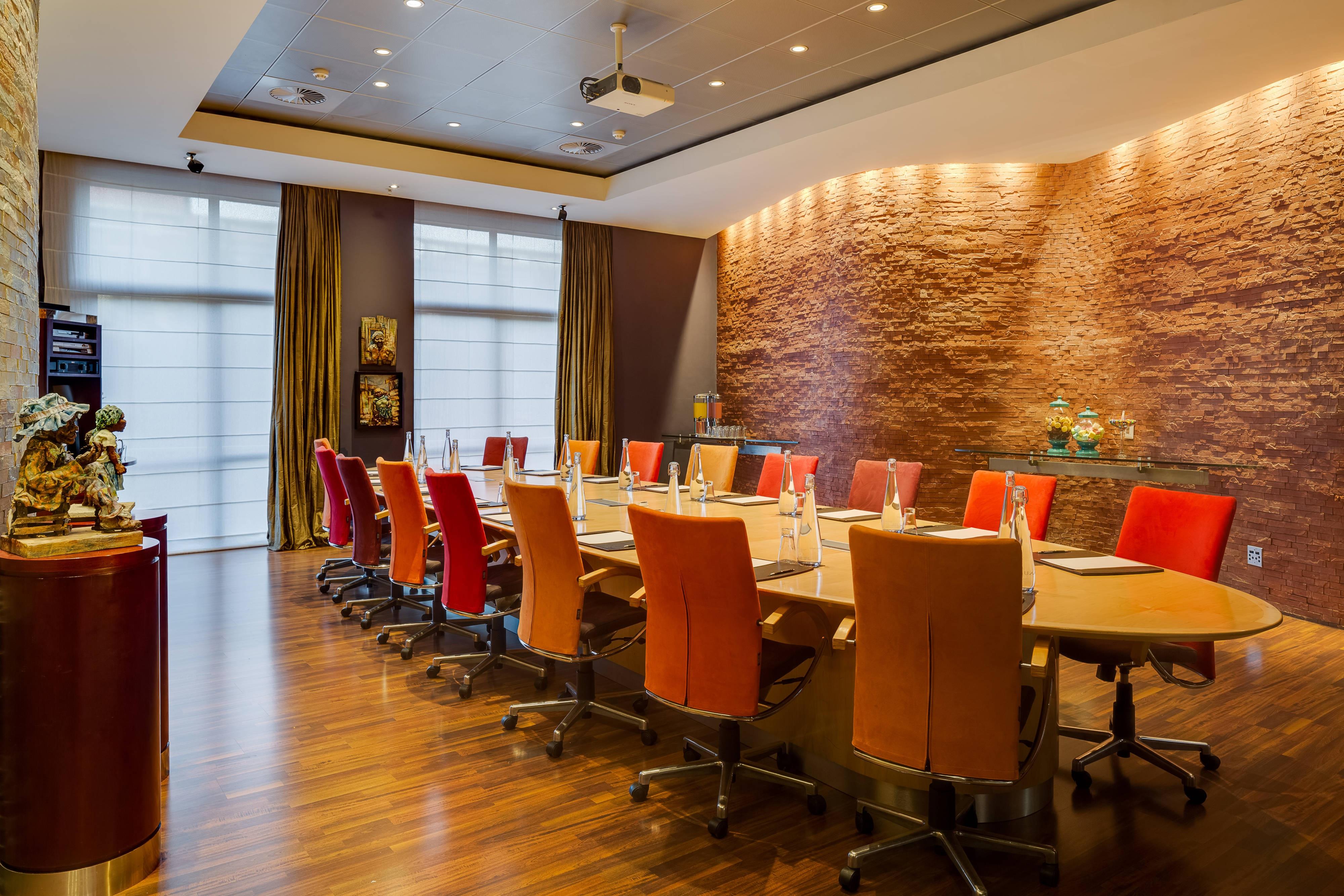 Salle de conseil Abraham Le Roux